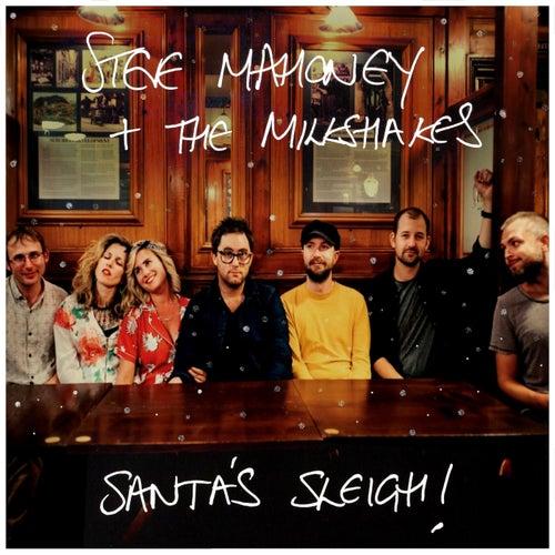 Santa's Sleigh! by Steve Mahoney