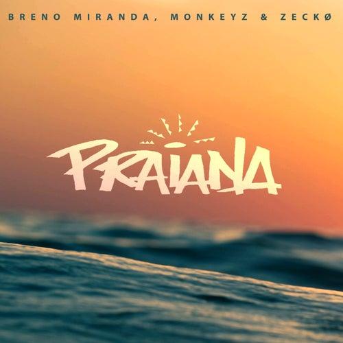 Praiana by Breno Miranda
