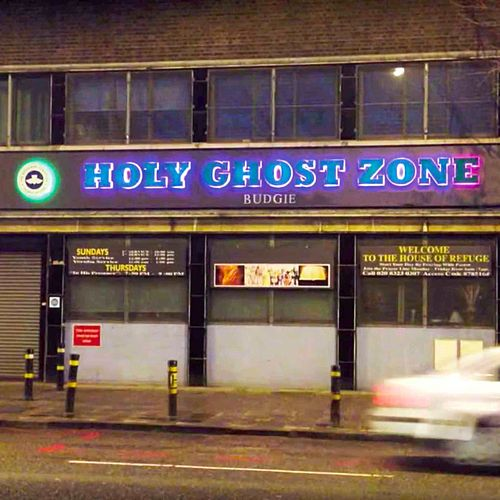 Holy Ghost Zone by Budgie