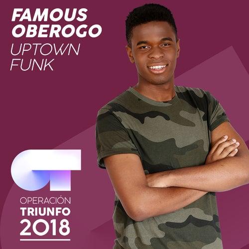 Uptown Funk (Operación Triunfo 2018) von Famous Oberogo
