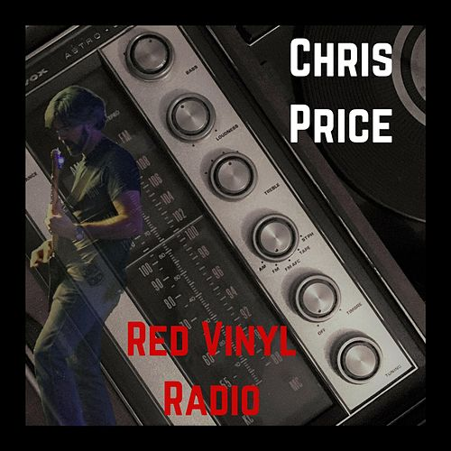 Red Vinyl Radio by Chris Price