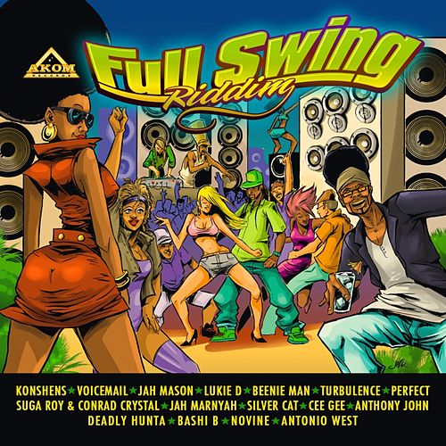 Full Swing Riddim by Various Artists