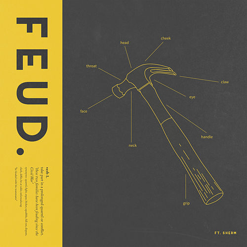 FEUD (feat. Sherm) by Abhi The Nomad