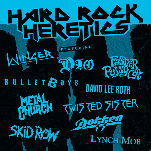 Hard Rock Heretics by Various Artists