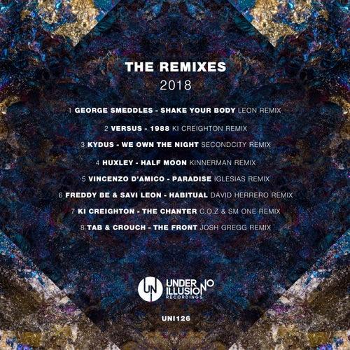 The Remixes 2018 de Various Artists