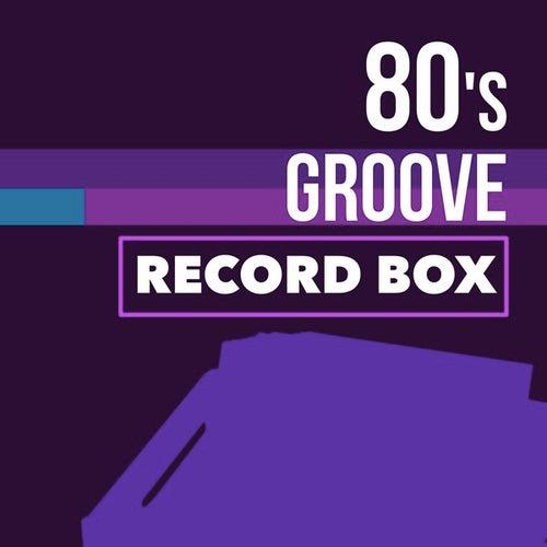 80's Groove Record Box de Various Artists