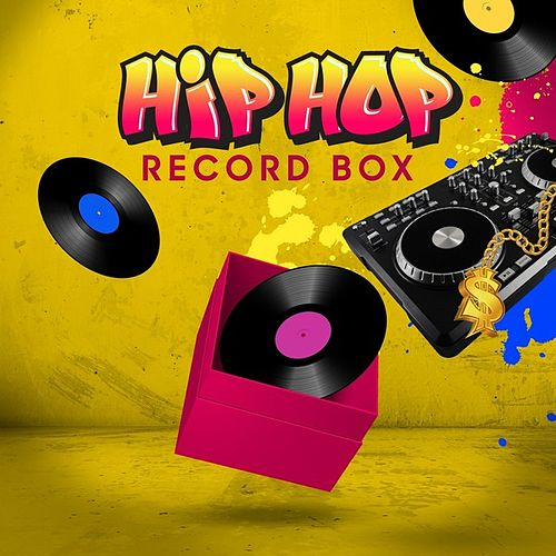 Hip Hop Record Box by Various Artists