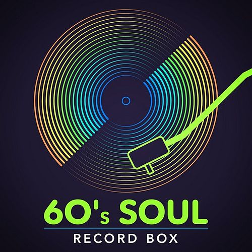 60's Soul Record Box by Various Artists