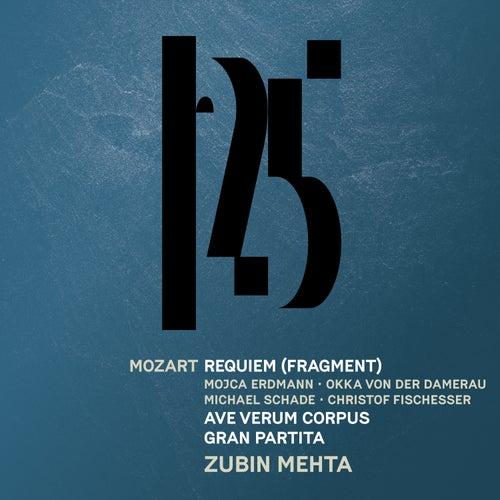 Mozart: Sereande No. 10, 'Gran partita', Requiem (Fragment), Ave verum corpus [Live] de Münchner Philharmoniker
