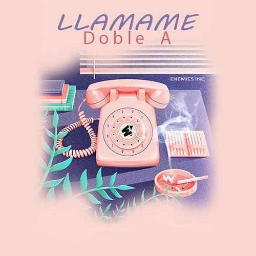 Llámame by Doble A