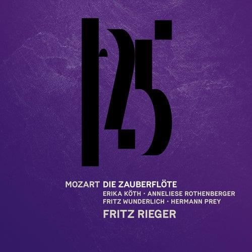 Mozart: Die Zauberflöte, K. 620 (Live) von Fritz Rieger