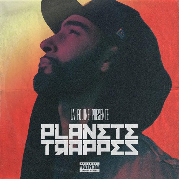 Cover Ecoutez ou téléchargez l'album Planète Trappes - Planète Trappes complet full zip
