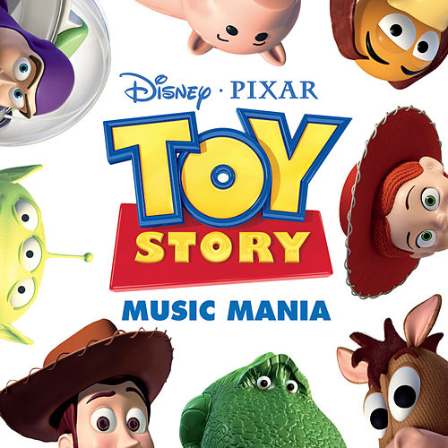 Toy Story Music Mania (Castilian version) by Various Artists