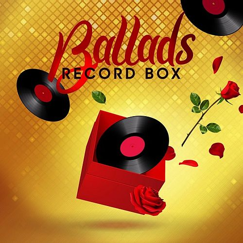 Ballads Record Box by Various Artists