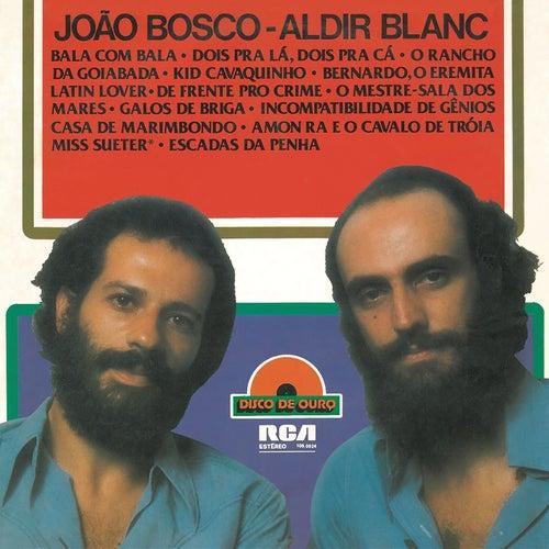 Disco de Ouro de João Bosco