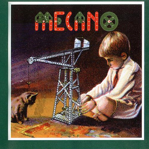 The Half Inch Universe, Pt. 1. by Mecano