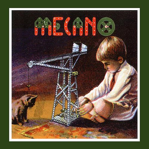 The Half Inch Universe, Pt. 2. by Mecano