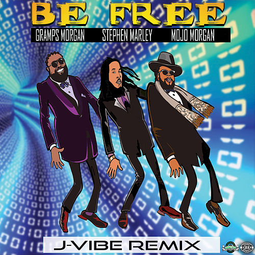 Be Free (J Vibe Remix) by Mojo Morgan