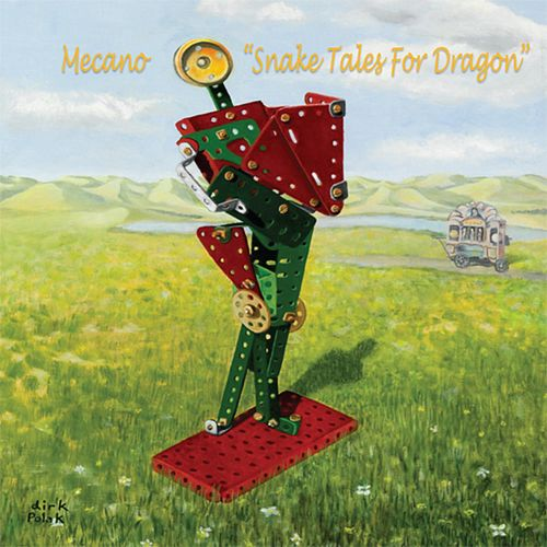 Snake Tales for Dragon by Mecano