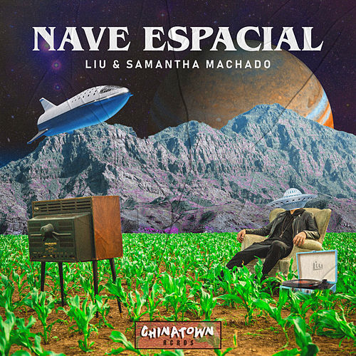 Nave Espacial (Radio Edit) de Samantha Machado