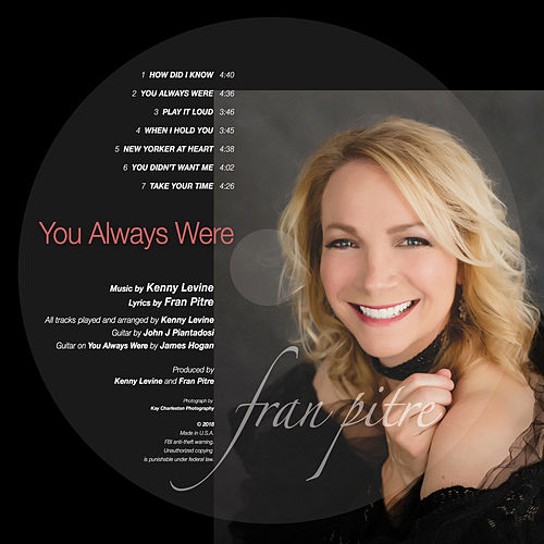 You Always Were by Fran Pitre