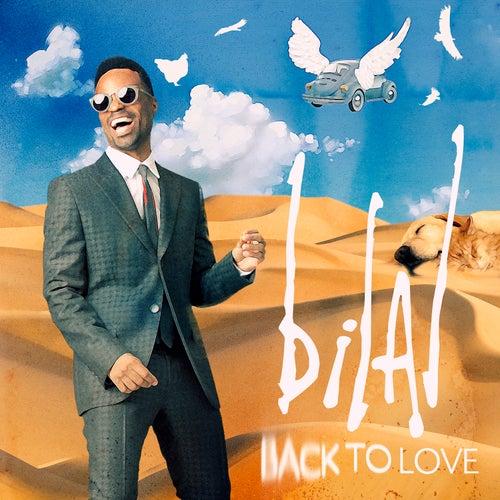 Back To Love von Bilal