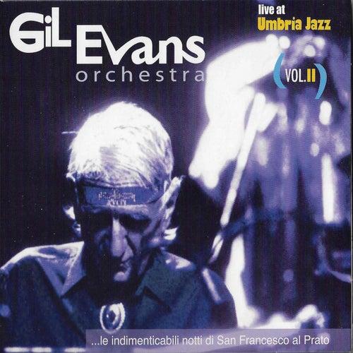 Gil Evans Orchestra (Live at Umbria Jazz), Vol. II von Gil Evans