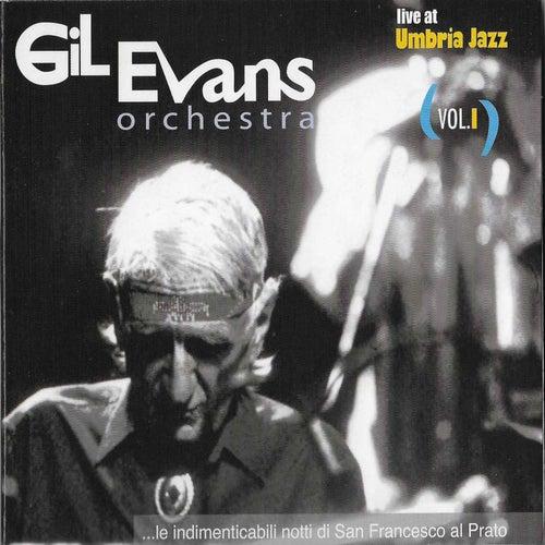 Gil Evans Orchestra (Live at Umbria Jazz), Vol. I de Gil Evans