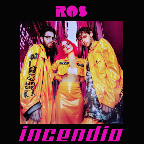 Incendio by Ros