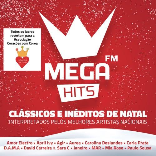 Mega Hits Natal by Various Artists