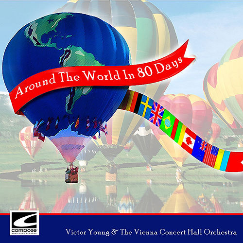 Around The World In 80 Days van Victor Young
