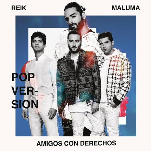 Amigos Con Derechos (Versión Pop) de Reik