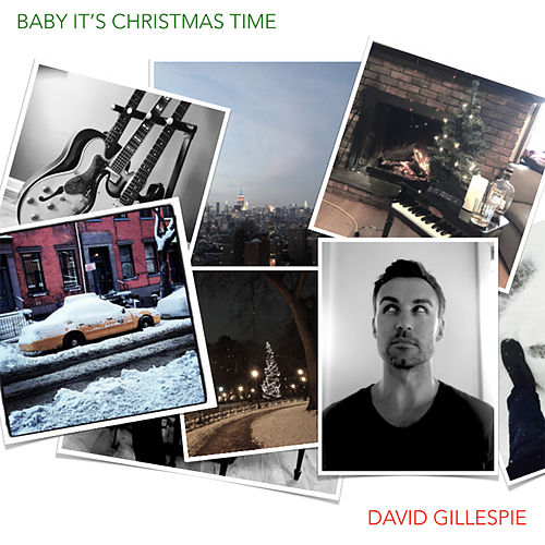 Baby, It's Christmas Time (Cocaine, Whiskey and Red Wine) de David Gillespie