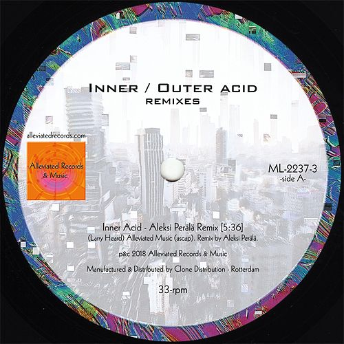 Inner / Outer Acid Aleksi Perälä Remixes by Mr. Fingers