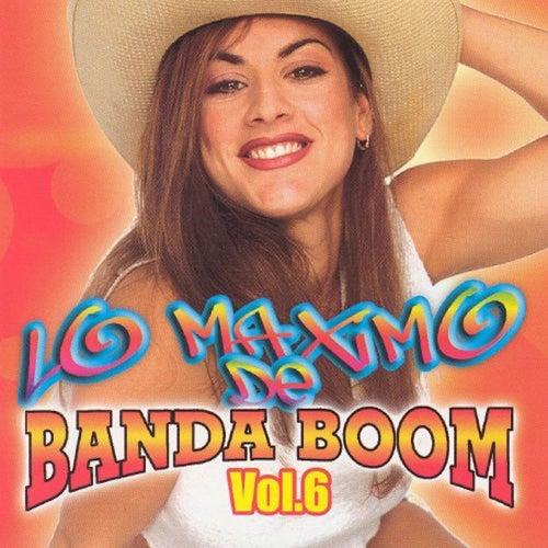 Lo Maximo de Banda Boom, Vol. 6 de Various Artists