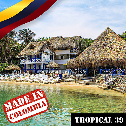 Made In Colombia / Tropical / 39 de Various Artists