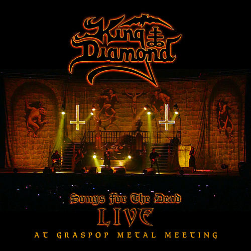 Songs for the Dead: Live at Graspop Metal Meeting by King Diamond