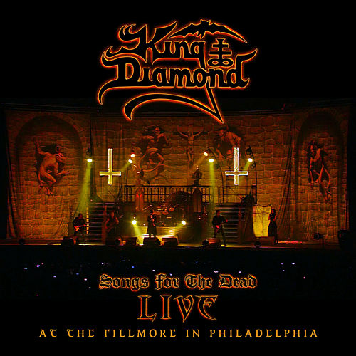 Songs for the Dead: Live at the Fillmore in Philadelphia by King Diamond