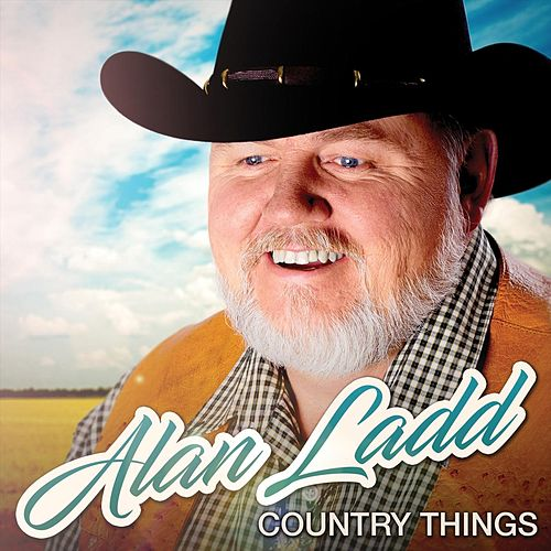 Country Things de Alan Ladd
