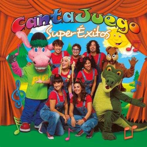 Super Éxitos de Cantajuego (Grupo Encanto)