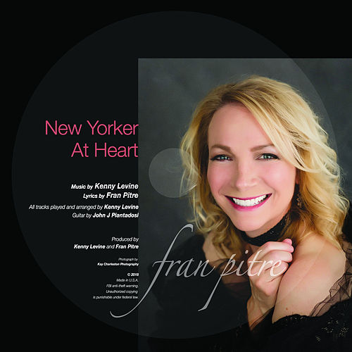 New Yorker at Heart by Fran Pitre