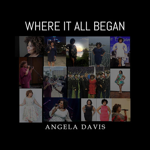 Where It All Begins by Angela  Davis
