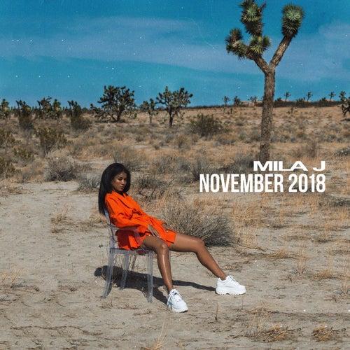November 2018 de Mila J