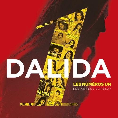 Dalida Les numéros un Les années Barclay de Dalida