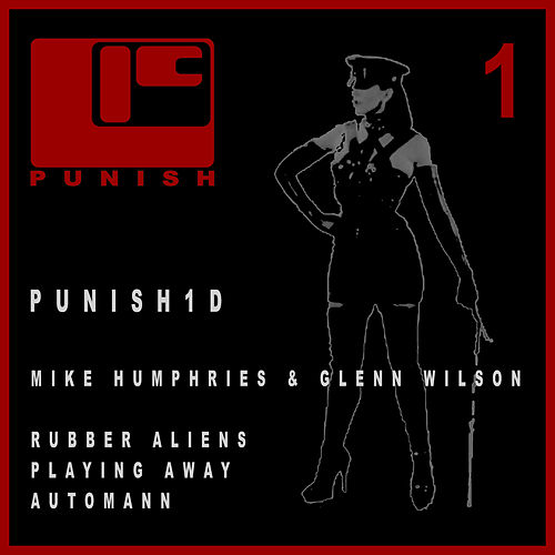 Punish 1 by Mike Humphries