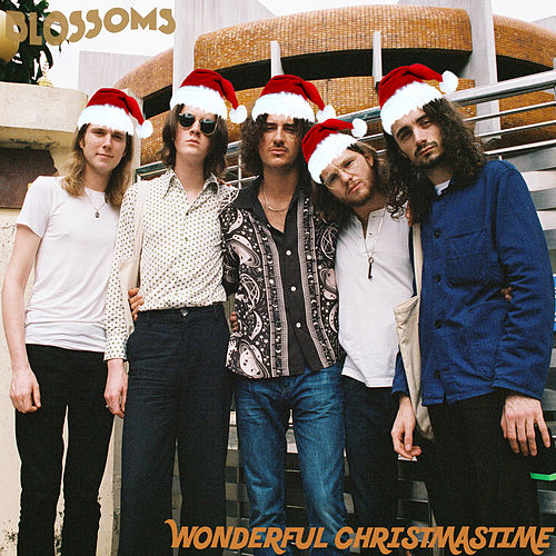 Wonderful Christmastime von Blossoms