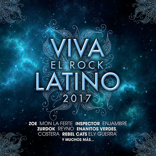 Viva El Rock Latino 2017 de Various Artists