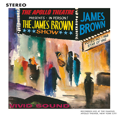Live At The Apollo (1962) by James Brown
