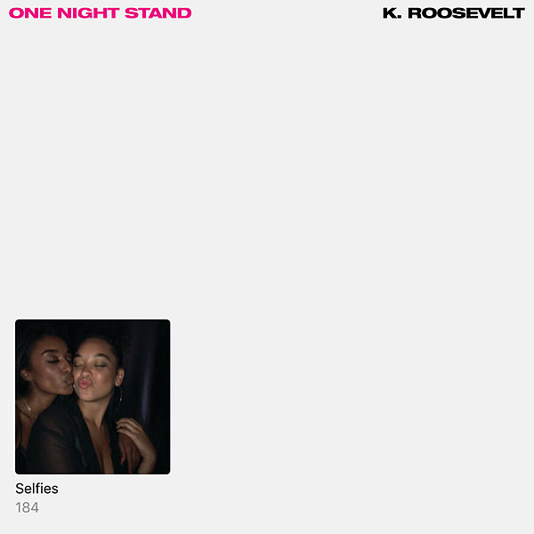 One night stand selfie