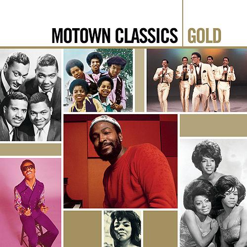 Motown Classics Gold de Various Artists
